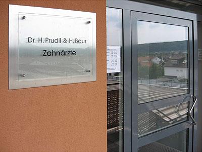 Außenansicht - Zahnärztliche Praxisgemeinschaft in 93309 Kelheim